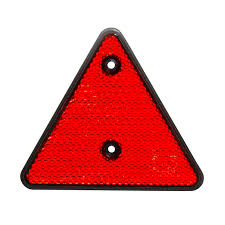 Reflector triunghiular 155 mm E-mark