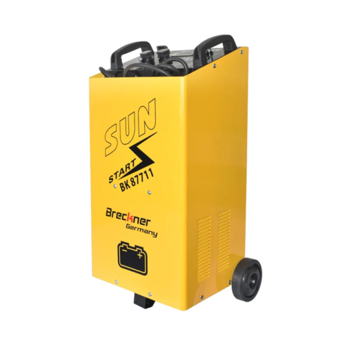 Robot pornire Incarcator (redresor) baterie auto 12-24V 20-1000Ah 220V Breckner Germany