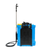 Pompa electrica(pulverizator) de stropit, rezervor 12L baterie 12V 8Ah debit 3.1 l.min 1