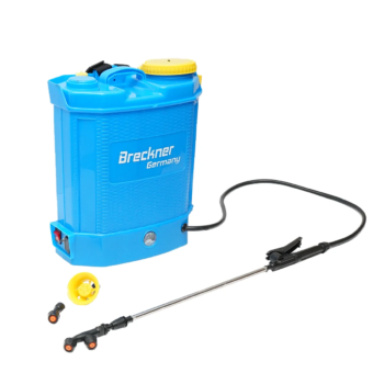 Pompa electrica(pulverizator) de stropit, rezervor 12L baterie 12V 8Ah debit 3.1 l.min