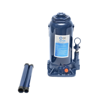 Cric hidraulic cu piston dublu 10 tone 245mm